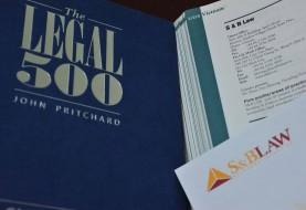 SB Law's International Adwards