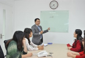 Establishment of company for providing market research in Vietnam