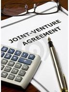 Business co-operation contract and Joint venture contract