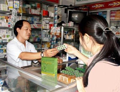 chain drug stores