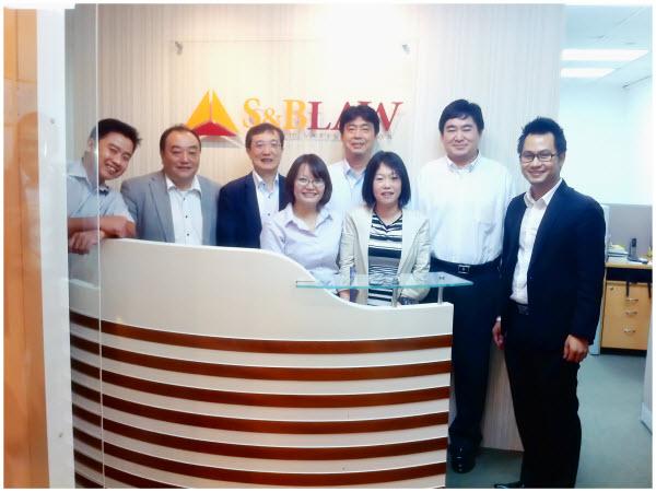 To run business activities in Vietnam