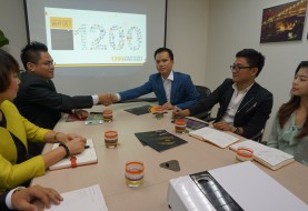 Setting up a foreign invested company for doing business of Nondestructive Testing and Heat Treatment