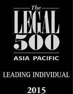 SBLAW FIRM has been recommended in the Intellectual property areas by The Legal 500