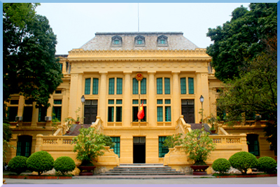 Legal research in Vietnam