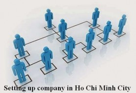 Setting up company in Ho Chi Minh City
