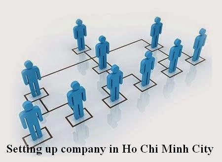 Setting up company in Ho Chi Minh City
