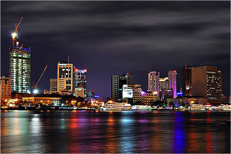 IT business in Ho Chi Minh City.