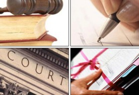 Legal service on drafting sale and purchase contract.