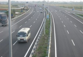Collection rate of road use toll of the Phap Van - Cau Gie road