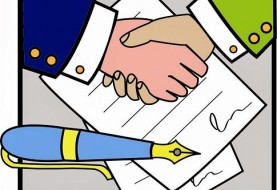 Q&A: Regulation on using company stamp and paraph on a contract