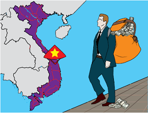 Visa for french national as Chief Representative office in Vietnam
