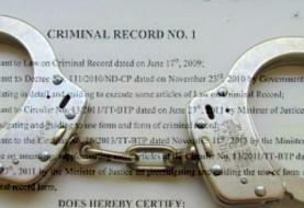 Criminal record certificate in Vietnam