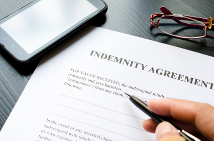 Form of indemnification Agreement