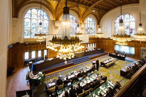 International Court of Commercial Arbitration in Vietnam?