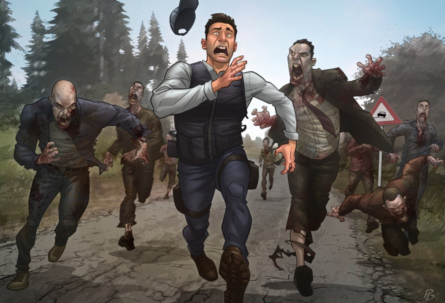 Zombie Apocalypse is coming our Way