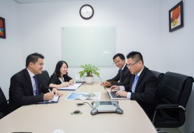 Legal retainer service for subsidiary company in Vietnam