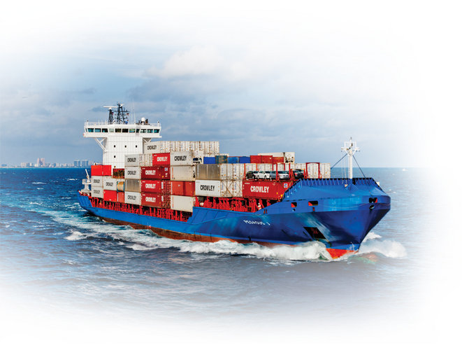 DOMESTIC MARINE TRANSPORT SERVICE HAS TERM OF 01 YEAR
