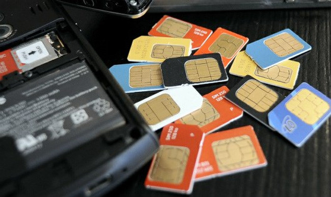 TO FINE VND 40 MILLION FOR SELLING SIM CARDS WITH FUNCTION  TO ACTIVATE SIM CARDS WITHOUT