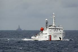 VIETNAM COAST GUARD HAVE THE POWER  TO CHASE VESSELS IN VIOLATION OF LAW AT SEA