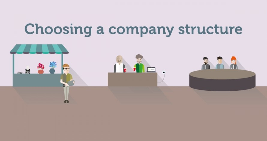 Choosing business structure